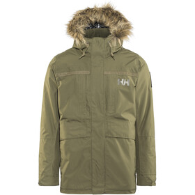 Helly Hansen Coastal 2 Parka Men Ivy Green